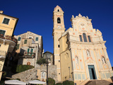 San Giovanni Battista Church  Cervo (Imperia)  Liguria  Italy
