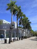 Paseo de La Princes (Walkway of Princess)  Old San Juan  San Juan  Puerto Rico  West Indies  USA