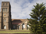 St George's Anglican Church  Basseterre  St Kitts and Nevis  West Indies  Caribbean