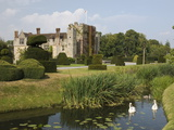 Hever Castle  Dating from the 13th Century  Childhood Home of Anne Boleyn  Kent  England  UK