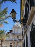 Old Town  Faro  Algarve  Portugal  Europe