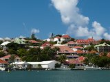 Gustavia  Saint Barthelemy  West Indies  Caribbean  Central America