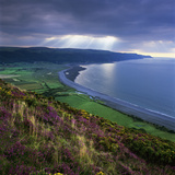 Porlock Bay  Porlock  Somerset  England  United Kingdom  Europe