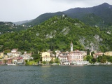 View of Varenna  Lake Como  Lombardy  Italian Lakes  Italy  Europe