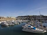 Albert Harbour  St Helier  Jersey  Channel Islands  United Kingdom  Europe