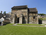 The Saxon Church of St Lawrence Built Between 705 and 921Ad  Bradford on Avon  Wiltshire  England