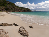 Anse de Grande Saline Beach  St Barthelemy  West Indies  Caribbean  Central America