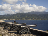Fort Shirley  Cabrits National Park  Portsmouth  Dominica  West Indies  Caribbean  Central America