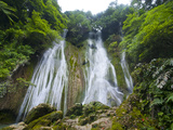 Beautiful Mele-Maat Cascades in Port Vila  Island of Efate  Vanuatu  South Pacific  Pacific
