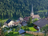 Church in St Cristina  Gardena Valley  Trentino-Alto Adige/South Tyrol  Italy