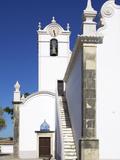 Sao Lourenco Church  Almancil  Algarve  Portugal  Europe