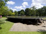 2012 Serpentine Gallery Pavilion  de Meuron and Ai Weiwei  Kensington Gardens  London  England