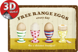 Free Range Eggs