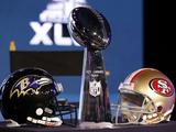 Super Bowl XLVII: Ravens vs 49ers