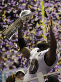 Super Bowl XLVII: Ravens vs 49ers - Ed Reed
