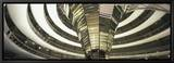 Interiors of a Government Building, the Reichstag, Berlin, Germany Tableau sur toile encadré par Panoramic Images