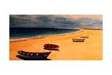 Boavista - Capo Verde Beach and Boats
