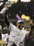 Super Bowl XLVII: Ravens vs 49ers - Ray Lewis