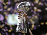 Super Bowl XLVII: Ravens vs 49ers - The Lombardi Trophy - Ray Lewis