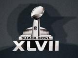 Super Bowl XLVII: Ravens vs 49ers - Ray Lewis silhouette - Logo