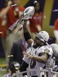 Super Bowl XLVII: Ravens vs 49ers - Ed Reed