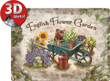English Flower Garden