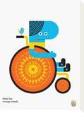 Wee You-Things, Niels Tableau sur toile par Wee Society