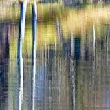 Reflets d'automne Papier Photo par Doug Chinnery