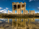 Sacred Way and Ionic Stoa at Miletus