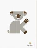 Wee Alphas  Kate the Koala