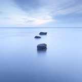 Three Rocks Reproduction d'art par Doug Chinnery