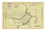 1876  Tilsonburg  Brownsville  Mount Elgin  Canada