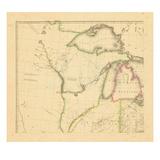 1812  Wisconsin  Ohio  Michigan  Indiana  Illinois