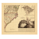 1812  North Carolina  Maryland  South Carolina  Virginia