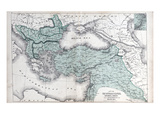 1878  The Ottoman Empire  Kingdom of Greece  Black Sea
