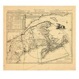 1762  Canada  New Brunswick  Nova Scotia  Prince Edward Island