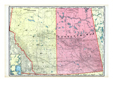 1906  Alberta and Saskatchewan  Canada