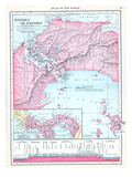 1913  Panama  Central America  Isthmus of Panama