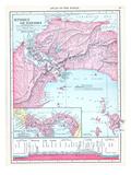 1913, Panama, Central America, Isthmus of Panama Giclée
