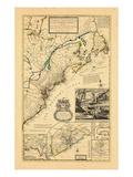 1732  Maryland  New Brunswick  New Jersey  New York  Newfoundland and Labrador  North Carolina