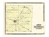 1876  Blackford County  Indiana  United States