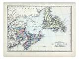 1873  Newfoundland  New Brunswick  Nova Scotia  Cape Breton  Prince Edward Island