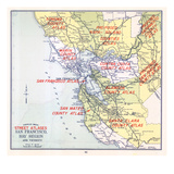 1957  San Francisco Bay Region  California  United States