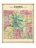 1874  Lansing Township  Lansing City  Michigan  United States