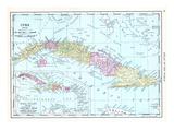 1913  Cuba  Dominican Republic  Jamaica  Puerto Rico  Central America