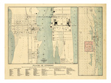 1907  West Palm Beach  Lake Worth and Palm Beach  Florida 1907  Florida  United States