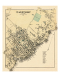 1881  Eastport Village  Maine  United States