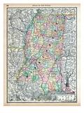 1890  United States  Mississippi  North America  Mississippi