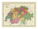 1925, Switzerland, Europe, Switzerland Giclée