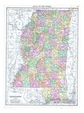 1913  United States  Mississippi  North America